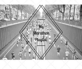 Race Season Begins: My MarathonPlaylist
